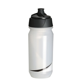 Tacx Shanti Twist Drink Bottle 500ml black/transparent